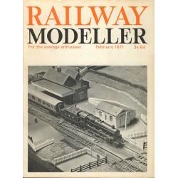 Railway Modeller 1971 February