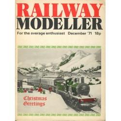 Railway Modeller 1971 December