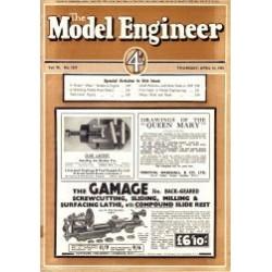 Model Engineer 1938 April 14