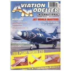 Aviation Modeller International 1997 November