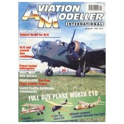 Aviation Modeller International 1998 January