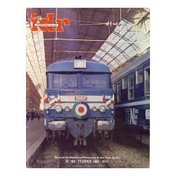 L'independant Du Rail 1980 February