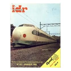 L'independant Du Rail 1980 January