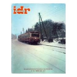 L'independant Du Rail 1980 March
