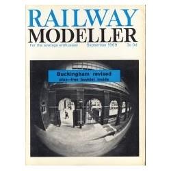 Railway Modeller 1969 September