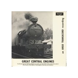 Great Central Engines