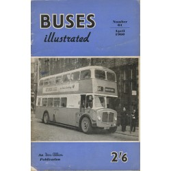 Buses Illustrated 1960 April