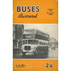 Buses Illustrated 1960 December