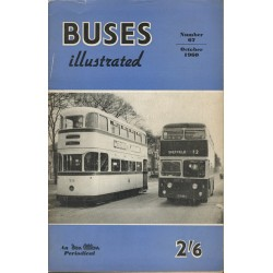 Buses Illustrated 1960 October