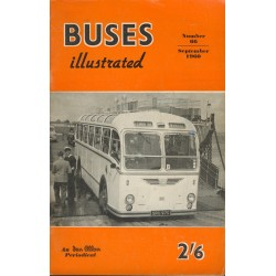 Buses Illustrated 1960...