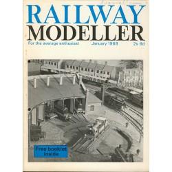 Railway Modeller 1968 January