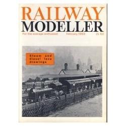 Railway Modeller 1968 February
