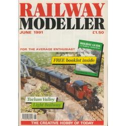 Railway Modeller 1991 June
