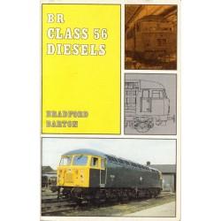 BR Class 56 Diesels