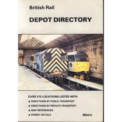 British Rail Depot Directory