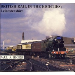 British Rail in the 80s: Leicestershire