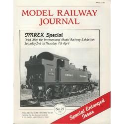 Model Railway Journal 1988 No.21