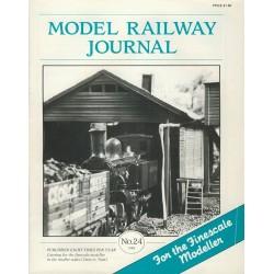 Model Railway Journal 1988 No.24