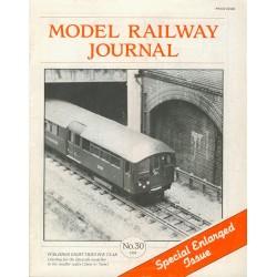 Model Railway Journal 1989 No.30