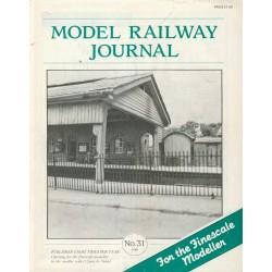 Model Railway Journal 1989 No.31