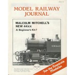 Model Railway Journal 1989 No.32