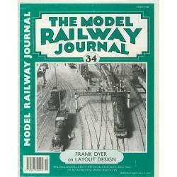 Model Railway Journal 1989 No.34