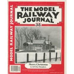 Model Railway Journal 1989 No.35