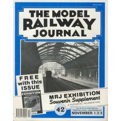 Model Railway Journal 1990 No.42