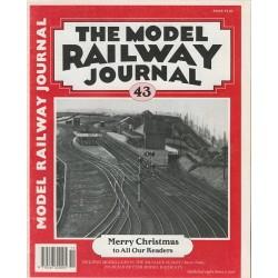 Model Railway Journal 1990 No.43
