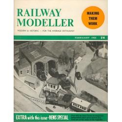 Railway Modeller 1965 February