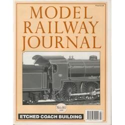 Model Railway Journal 1995 No.80