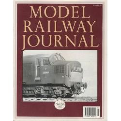 Model Railway Journal 1996 No.84