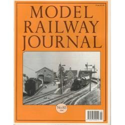Model Railway Journal 1996 No.85