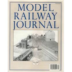 Model Railway Journal 1996 No.86