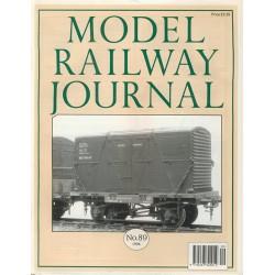 Model Railway Journal 1996 No.89