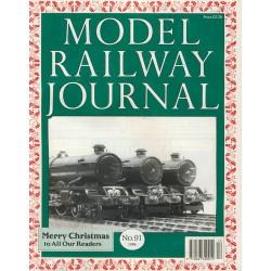 Model Railway Journal 1996 No.91