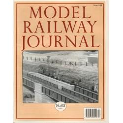 Model Railway Journal 1997 No.92