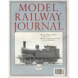 Model Railway Journal 1997 No.93