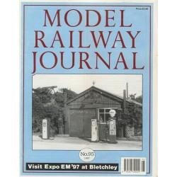 Model Railway Journal 1997 No.95