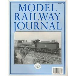 Model Railway Journal 1999 No.112
