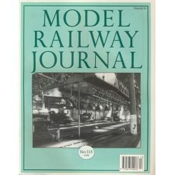 Model Railway Journal 1999 No.113