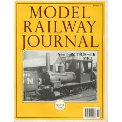 Model Railway Journal 1999 No.114