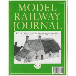 Model Railway Journal 2001 No.126