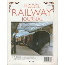 Model Railway Journal 2009 No.195