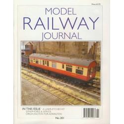 Model Railway Journal 2010 No.201