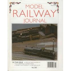 Model Railway Journal 2010 No.203