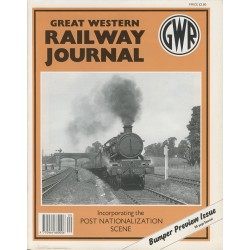 GWRJ Preview Issue