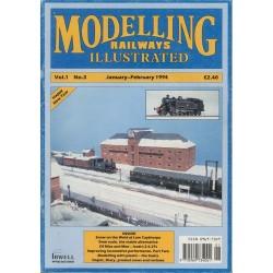 Modelling Railways Illustrated 1994 January/February V1No3