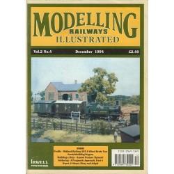 Modelling Railways Illustrated 1994 December V2No4
