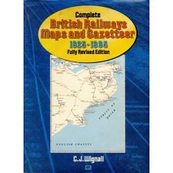 British Railways Maps and Gazetteer